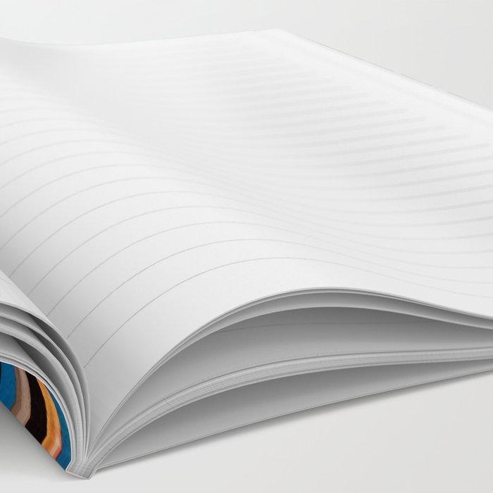 STRIPES 8 Notebook