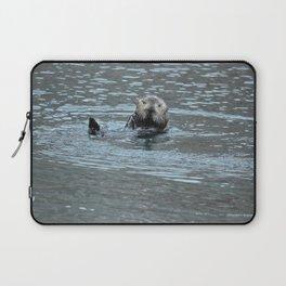 Sea Otter Fellow Laptop Sleeve