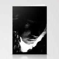 sleep Stationery Cards featuring Sleep by Ruben Ireland