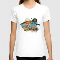fear and loathing T-shirts featuring Fear and Loathing in Las Vegas by Danilo Fiocco