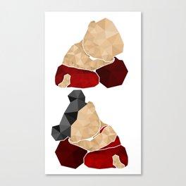 Lucky Sleeping Children Canvas Print