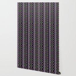 Ethnic ikat pattern. 2 Wallpaper