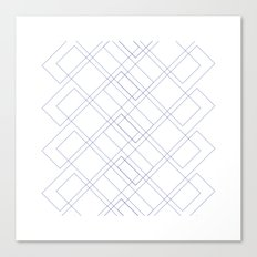 #171 Seasonal migration – Geometry Daily Canvas Print