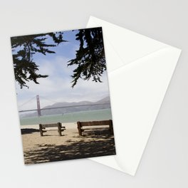 San Francisco relax Stationery Cards