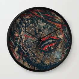 Storm Is Coming Vintage Retro Style Wall Clock