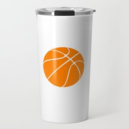 Winners Train, Losers Complain Basketball T-shirt Travel Mug