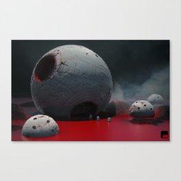 X5 Canvas Print