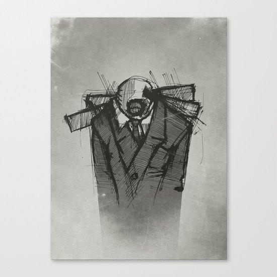 Wraith I. Canvas Print