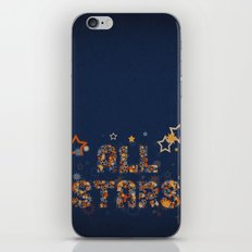 All Stars iPhone & iPod Skin