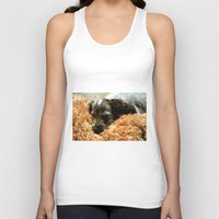coco Tank Tops featuring Coco by Sandra Ireland Images