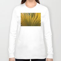 palm Long Sleeve T-shirts featuring Palm by Moonworkshop