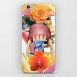 Monkey Mouth iPhone Skin