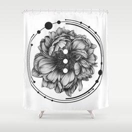Elliptical II Shower Curtain