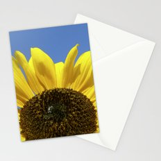 summer sunflower IV Stationery Cards