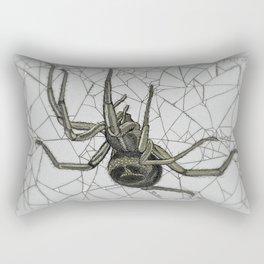 Noble False Widow Study Rectangular Pillow
