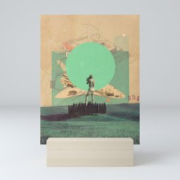 Hopes in Range Mini Art Print