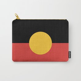 Australian Aboriginal Flag Carry-All Pouch