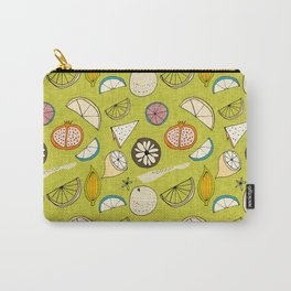 Pop Fruit Lime Carry-All Pouch