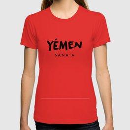 Sana'a x Yemen T-shirt