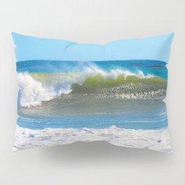 Ragged Wave Pillow Sham