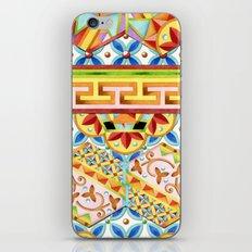 Gypsy Caravan Circus iPhone & iPod Skin