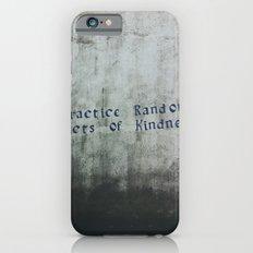 Galway Graffiti iPhone 6s Slim Case