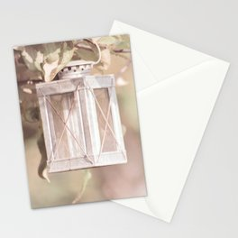 Pastel Lantern Stationery Cards