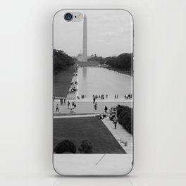 Freedom of Education iPhone Skin