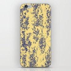 OCEAN YELLOW&BLUE iPhone & iPod Skin