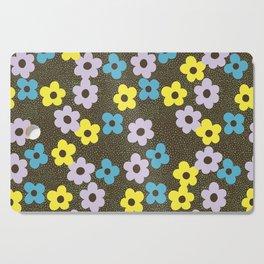 Dots & Flowers Cutting Board