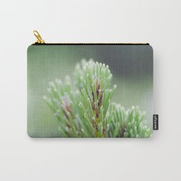Evergreen Needles Carry-All Pouch