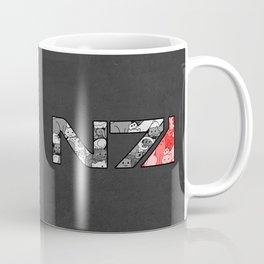 """""""My Favorite Things"""" N7 Coffee Mug"""