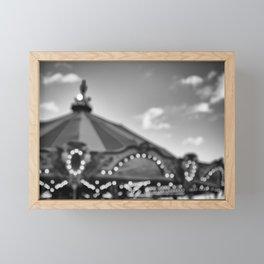 Carousel Memories Framed Mini Art Print