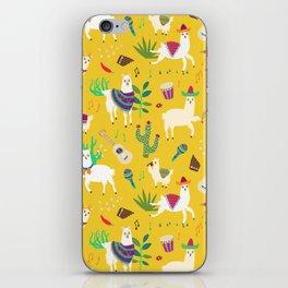 Alpacas & Maracas  iPhone Skin