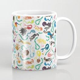 Merpeople on the Move Coffee Mug