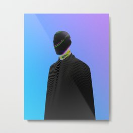 Ind4iv0idu4 Metal Print