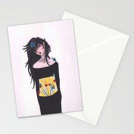 Flower Bones Stationery Cards