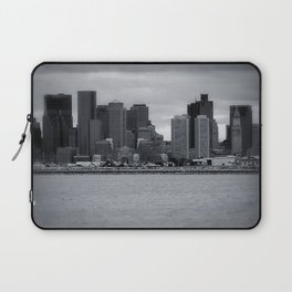 City and Airfield Laptop Sleeve
