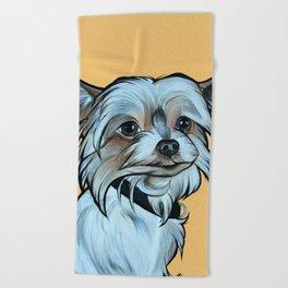 Cornelius Beach Towel