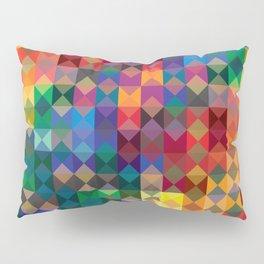 P2: Dusk Diamonds Pillow Sham