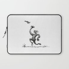 Chasing Birds Laptop Sleeve