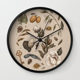 Georgia Nature Walks Wall Clock