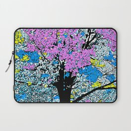 TREE SO PRETTY Laptop Sleeve