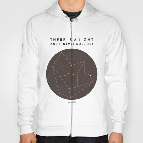 There Is A Light Hoody