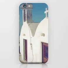 Santorini Churches II iPhone 6s Slim Case
