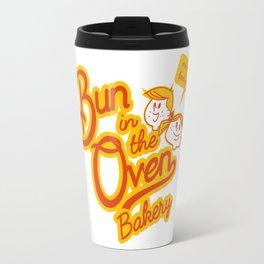 Bun in the Oven Bakery Travel Mug