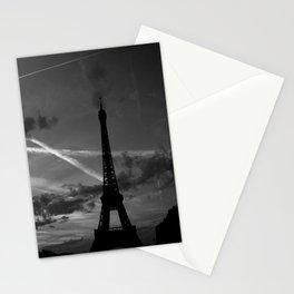Parisian Sunset Stationery Cards