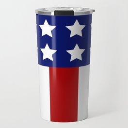 Patriotic Love Travel Mug