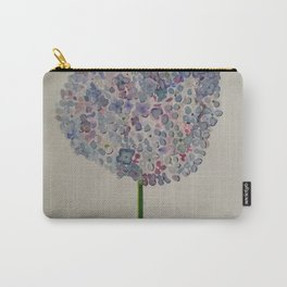 """""""Hydrangea"""" Carry-All Pouch"""