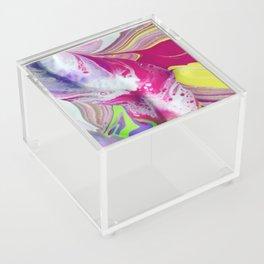 Let it flow Acrylic Box